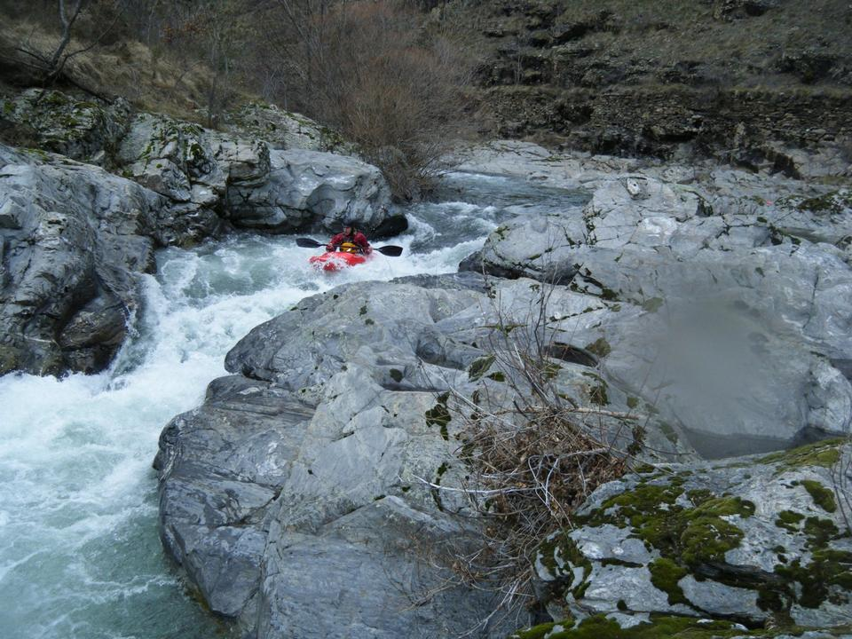 Free Rafting in Altier River