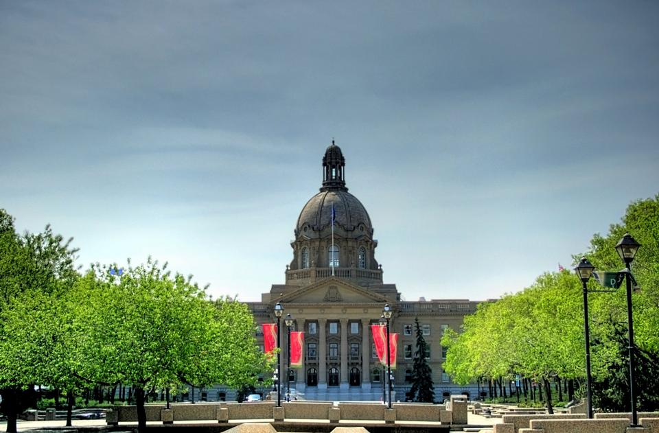 Free Alberta Provincial Legislature Building
