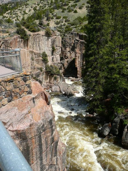 Free Gorges State Park