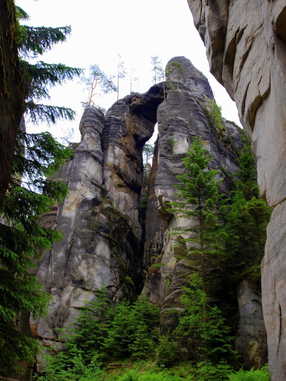 Free Adrspach Teplice Rocks Czech