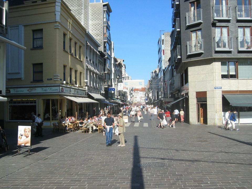 Free Adolf Buylstraat, Ostend