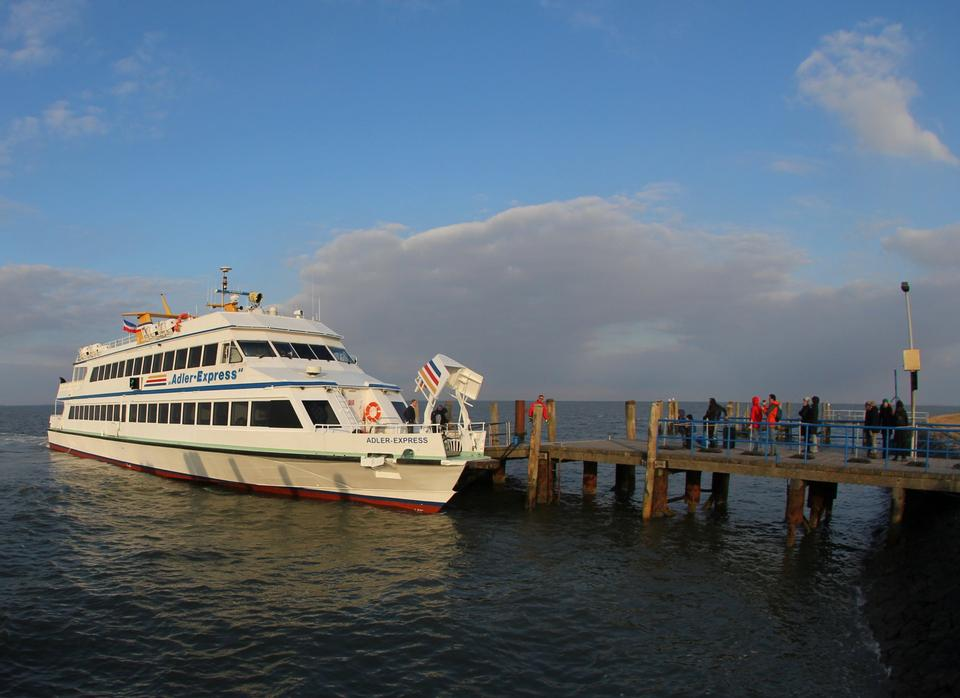 Free Ferry Adler Express