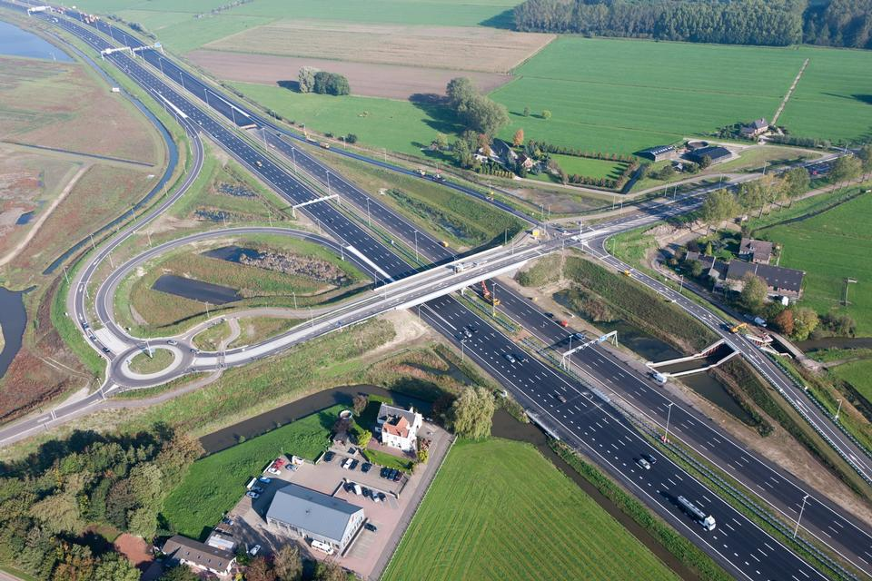 Free Aerial view of the Stack Interchange