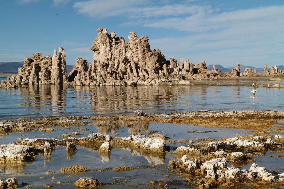 Free Mono Lake in California