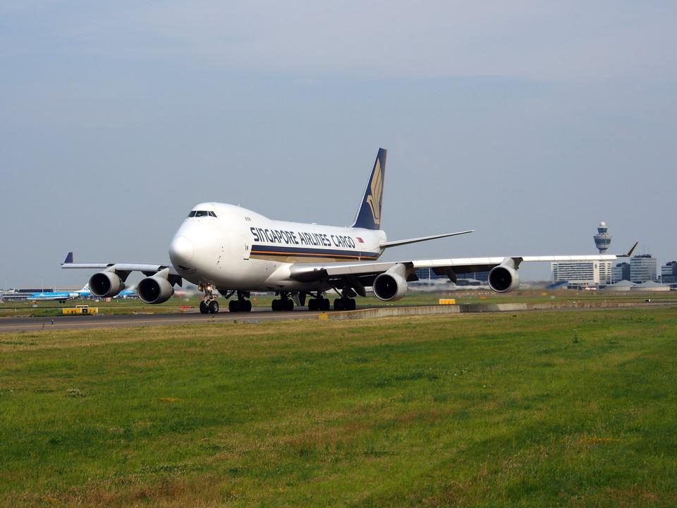 Free Singapore Airlines in Amsterdam airport