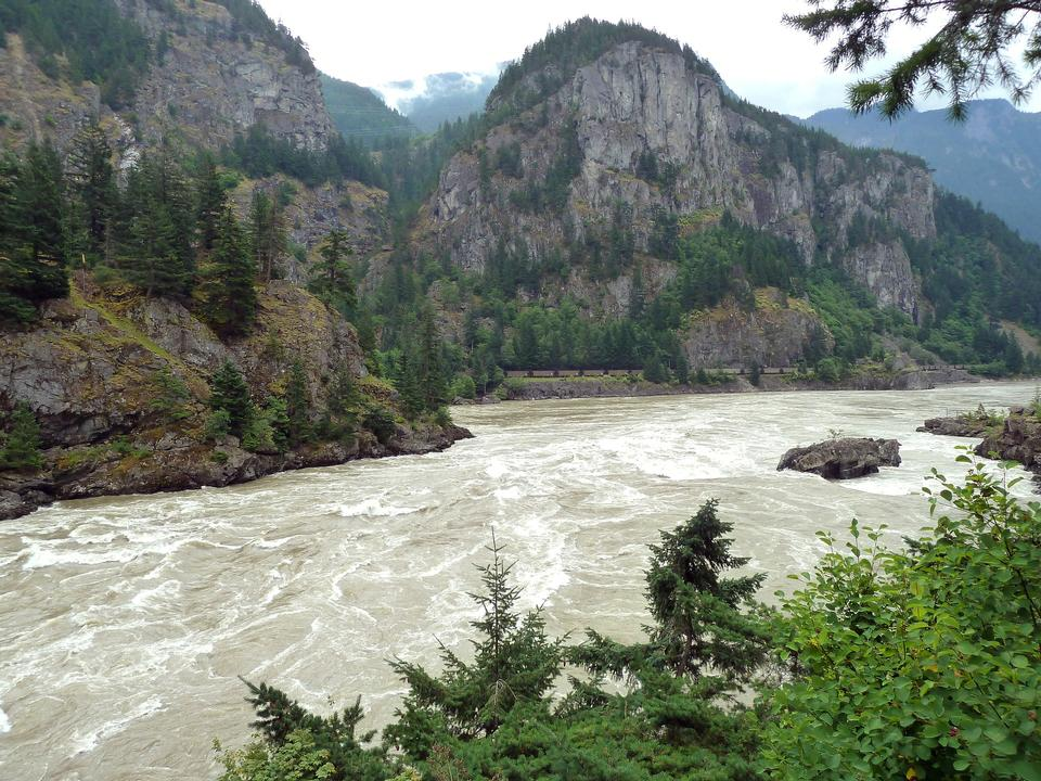 Free Fraser River British Columbia Canada