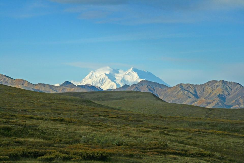 Free Denali Mountains Alaska