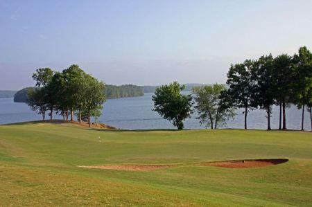 Free Landscape of Golf Links