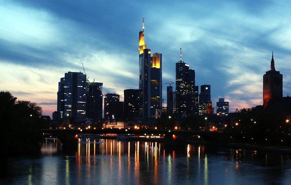 Free Skyscrapers Frankfurt Germany