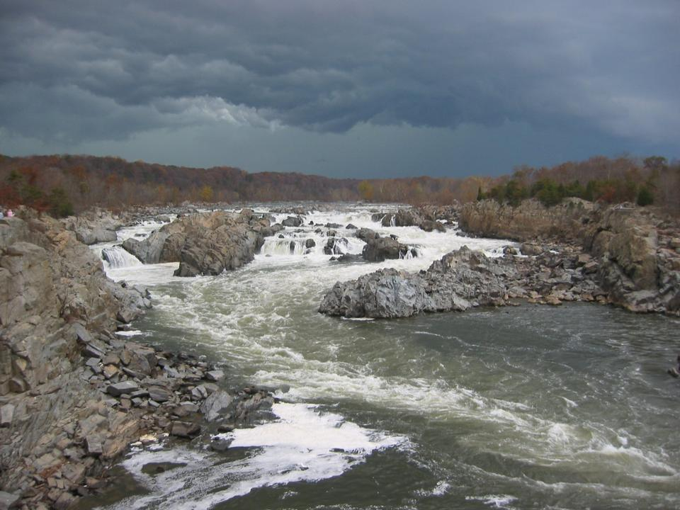 Free Great Falls Park Virginia