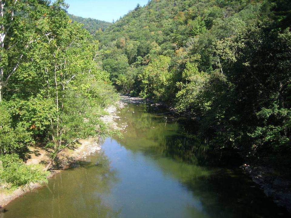 Free Bluestone River West Virginia