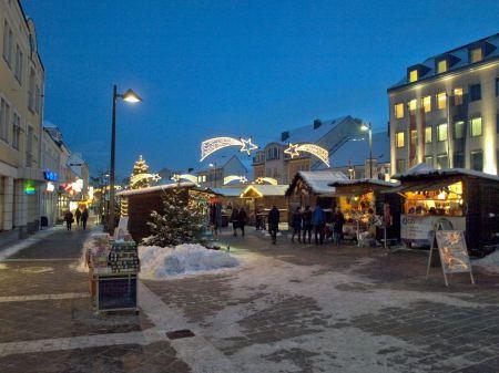 Free Christmas Market in Amstetten