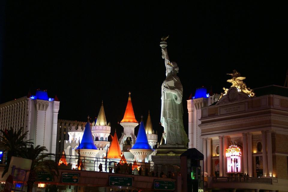 Free Excalibur Hotel in Las Vegas, Nevada