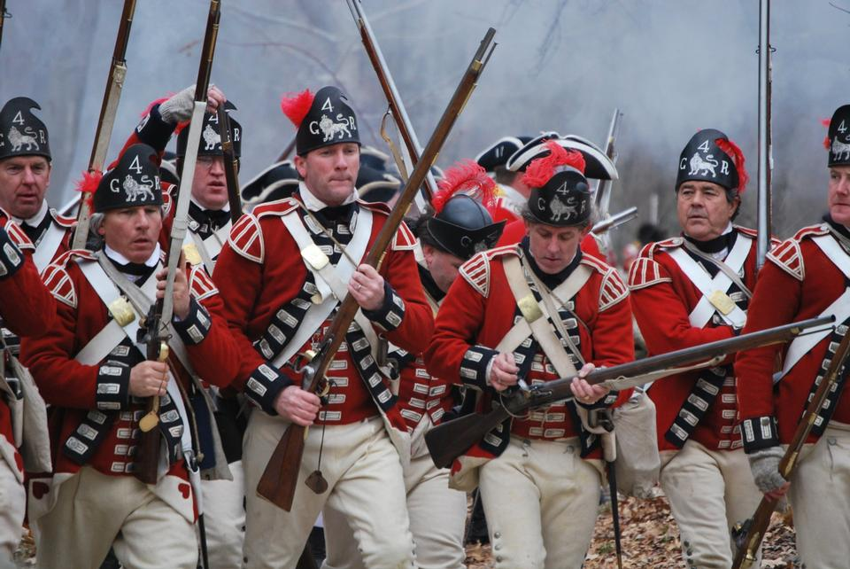 Free Firefight Minute Man National Historical Park
