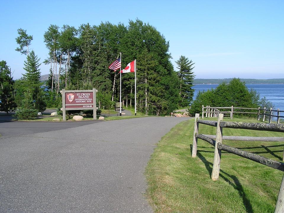 Free Saint Croix Island International Historic Site