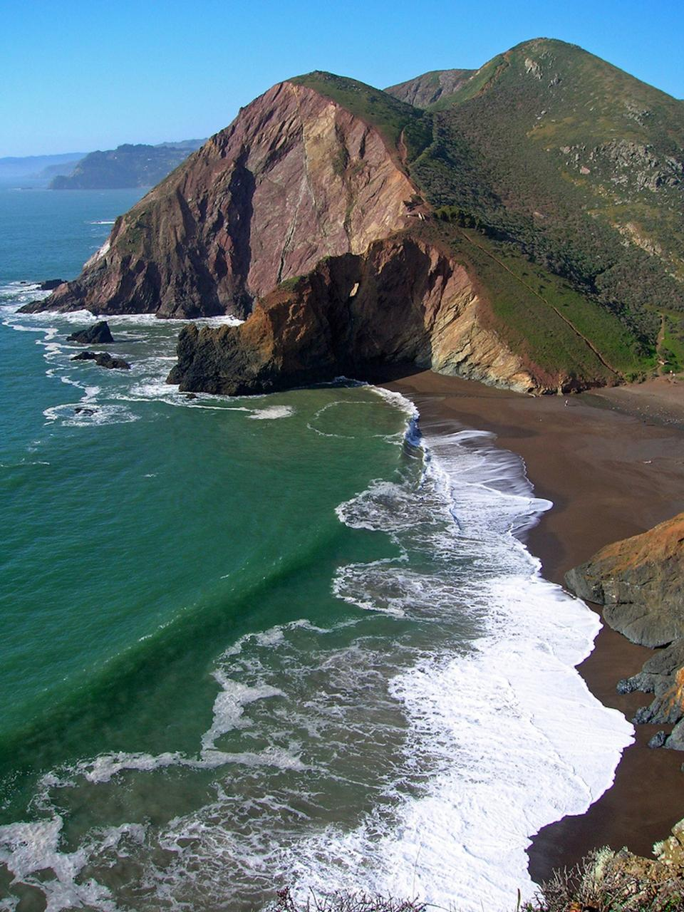 Free Tennessee Cove  in Marin County, California