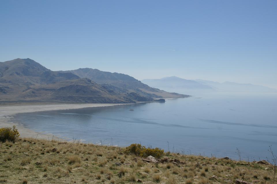 Free Antelope Island, Great Salt Lake, Utah