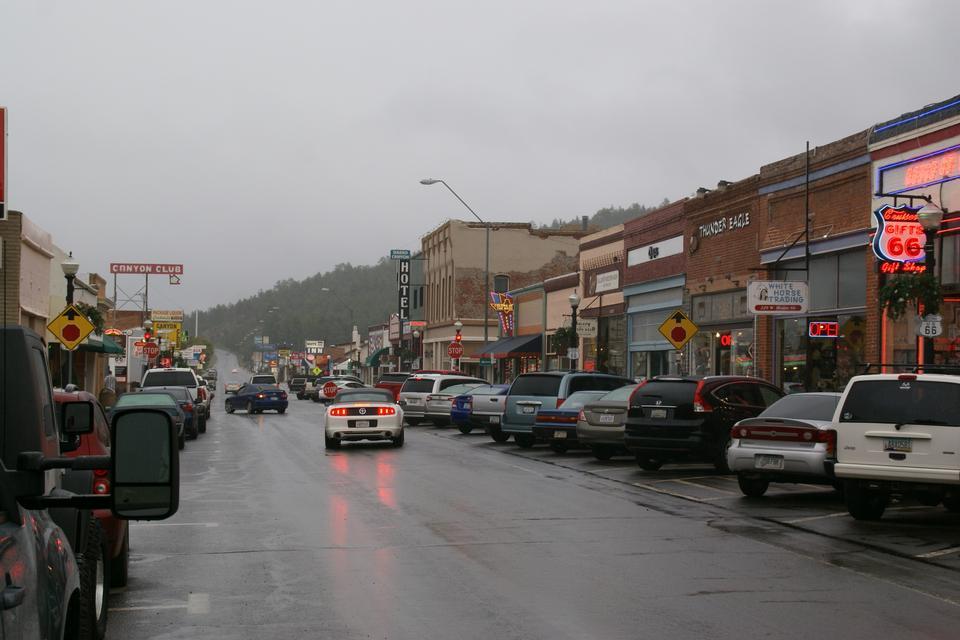Free Route 66 in Williams, Arizona