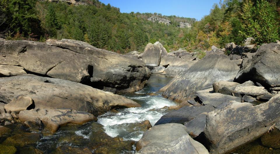 Free Angel Falls Rapids