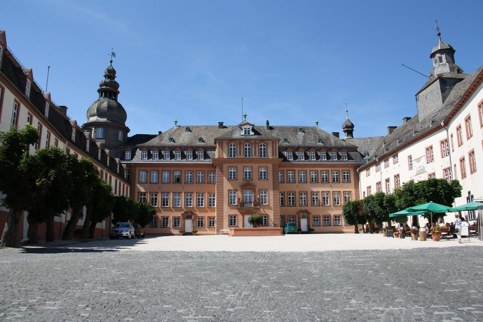 Free Cultural Heritage Monument in Bad Berleburg