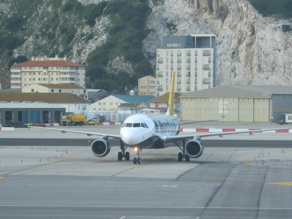 Free Gibraltar International Airport