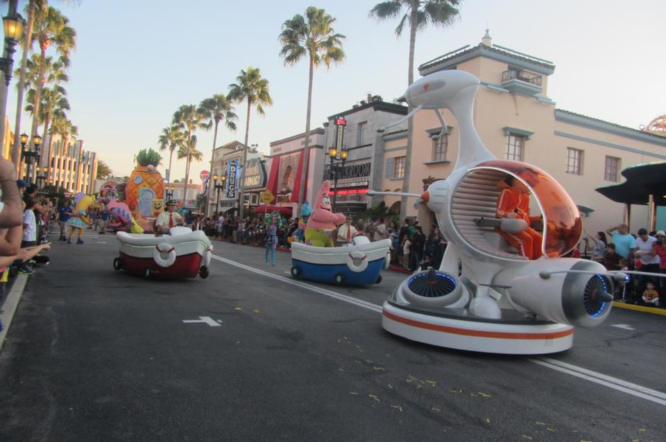 Free Walt Disney Land Parade