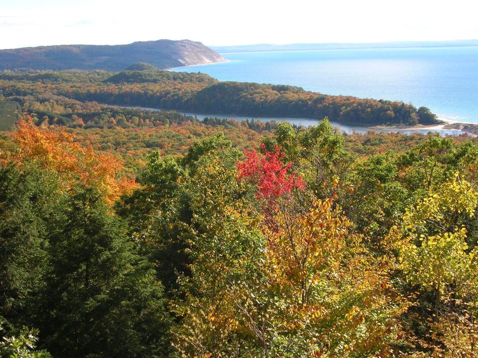 Free Fall Colors by North Bar Lake