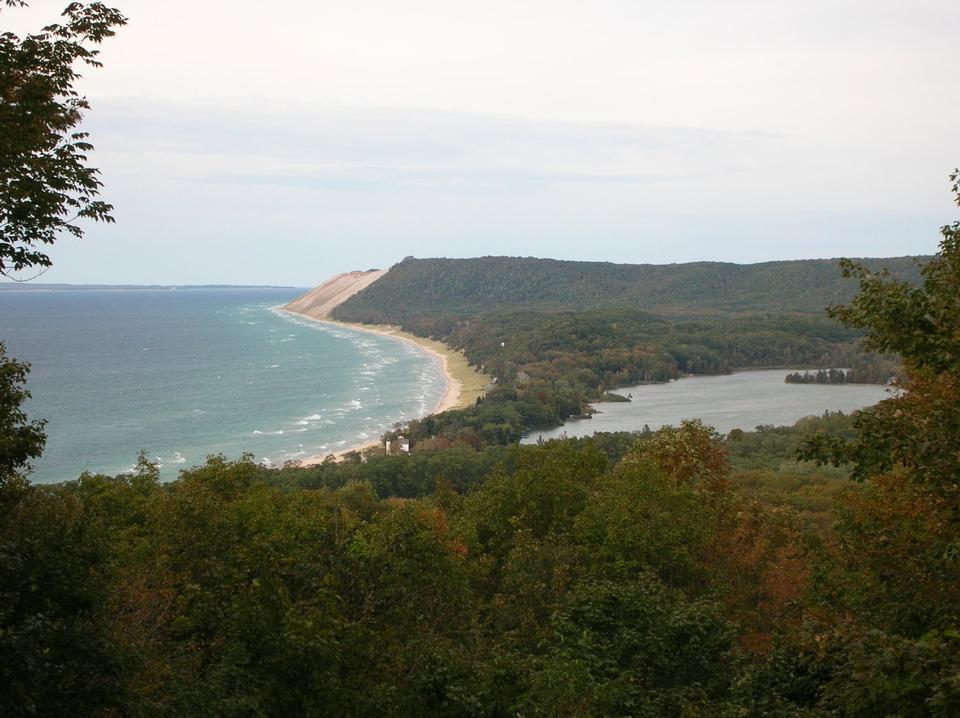Free Lake Michigan and South Bar Lake