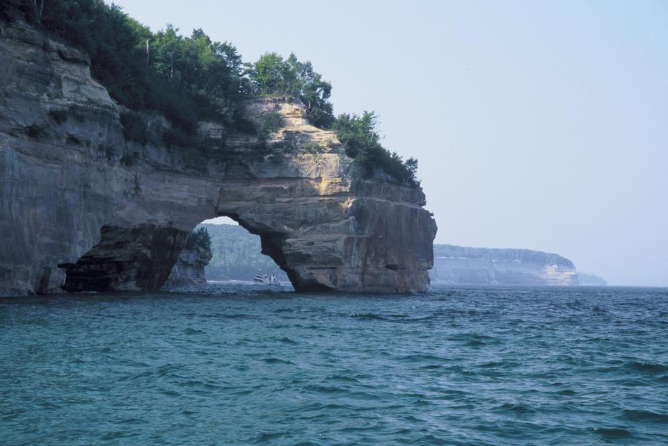Free Little Portal Point along the Pictured Rocks