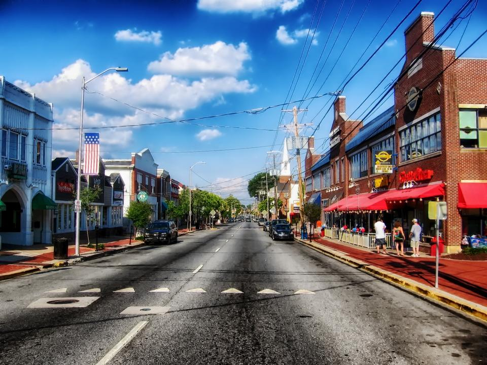 Free Downtown Newark Delaware