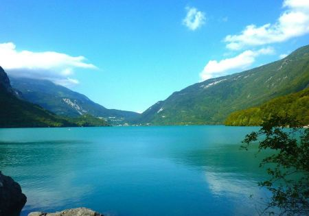 Free Molveno Lake Italy