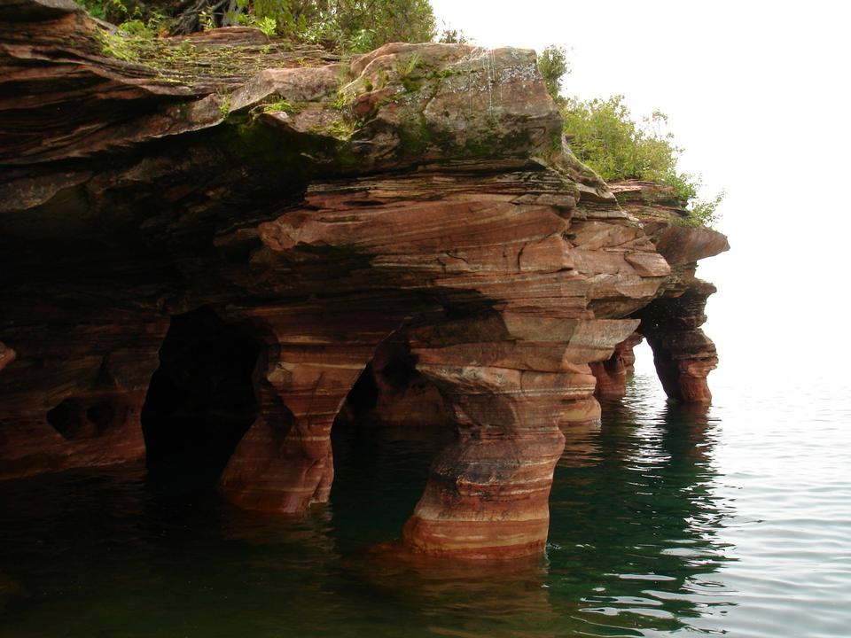 Free Devils Island Sea Caves