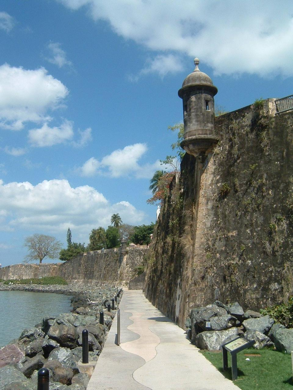 Free Paseo del Morro San Juan National Historic Site