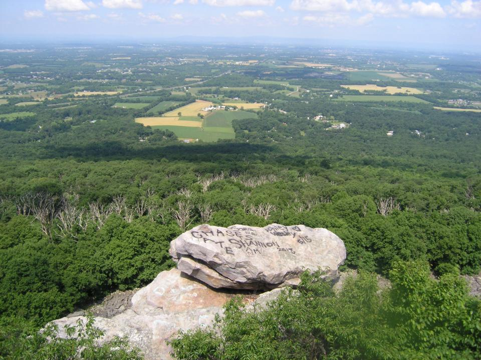 Free Appalachian Trail to Annapolis Rock