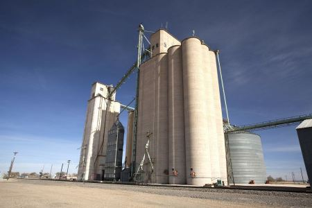 Free Storage and grain processing facilities