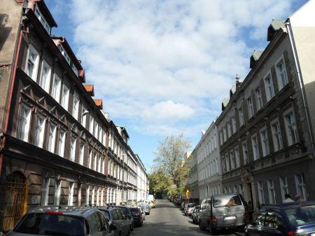 Free Urban Street Gdansk Poland