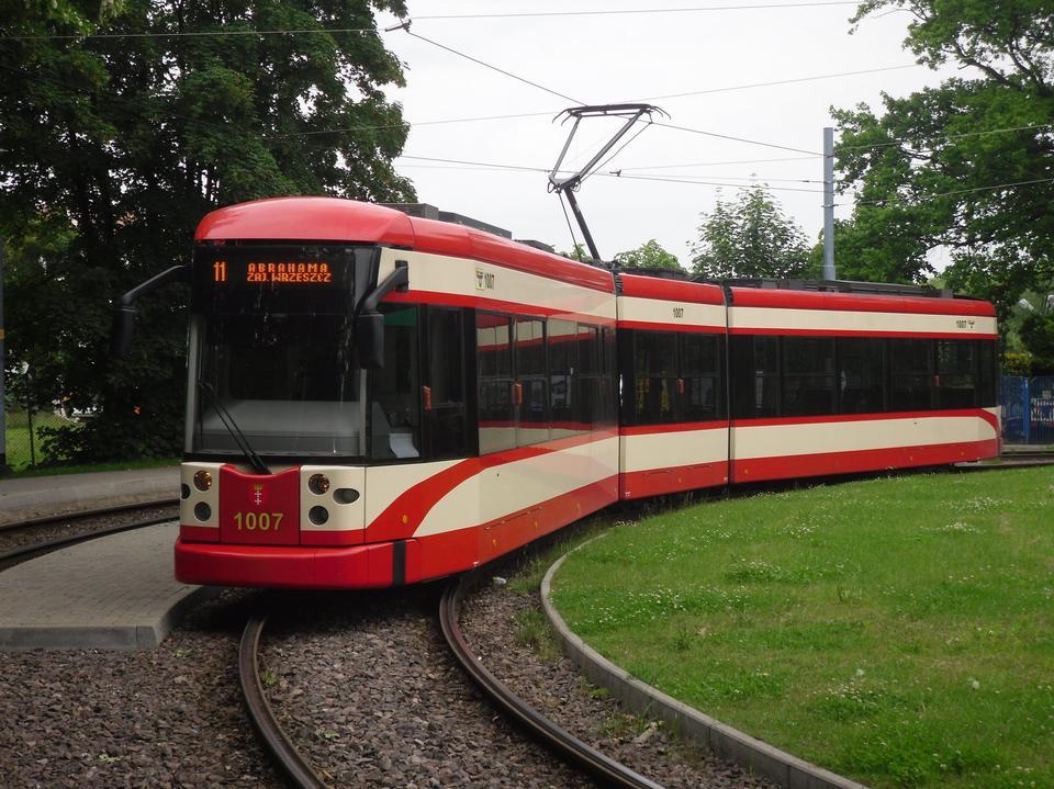 Free Gdańsk tram – Bombardier
