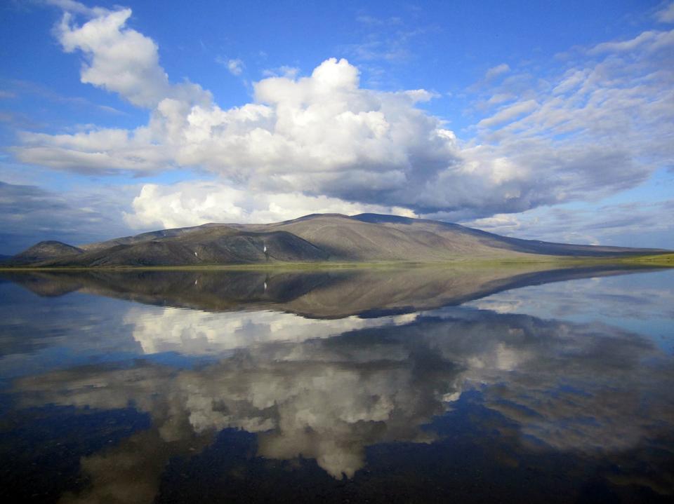 Free Desperation Lake of Noatak National Preserve