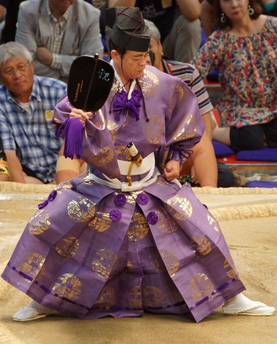 Free Japan Sumo Referee