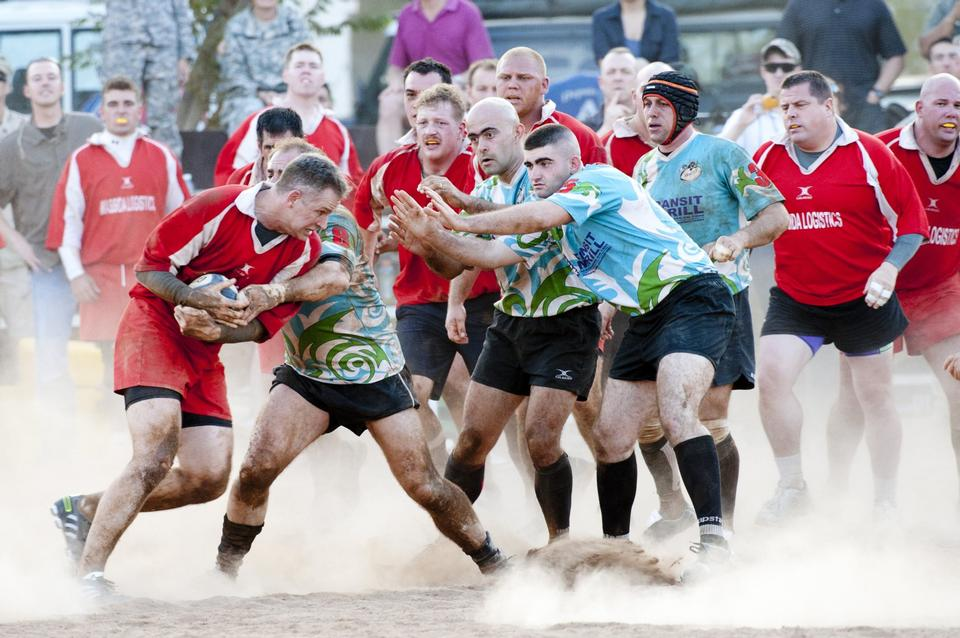 Free Unidentified rugby players  Competition