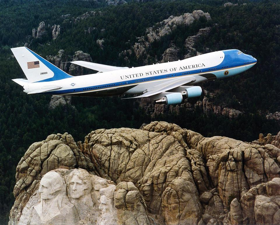Free US Air Force One