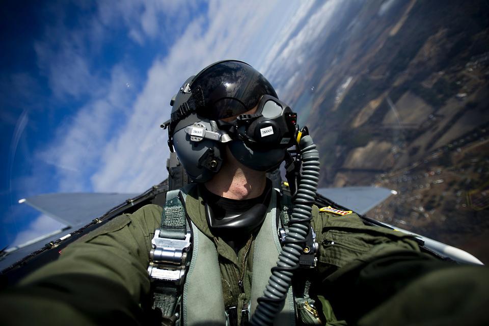 Free US Air Force Pilot