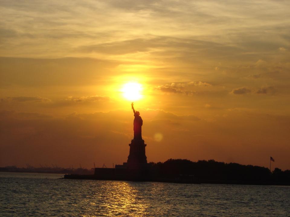 Free Statue Of Liberty New York City