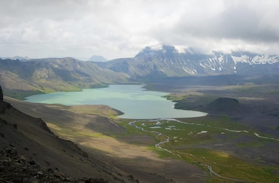 Free Aniakchak National Monument and Preserve