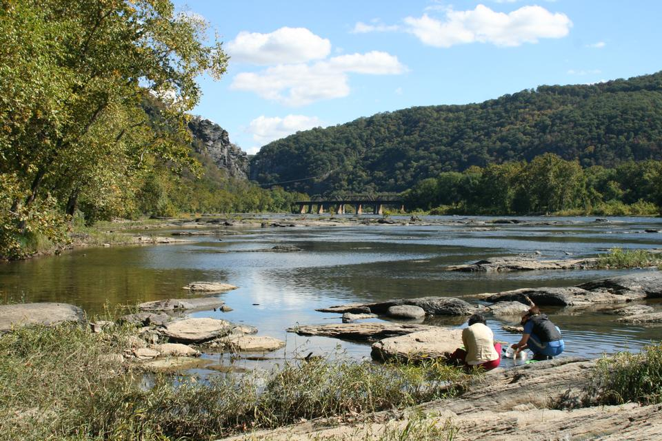 Free Potomac River at Harpers Ferry