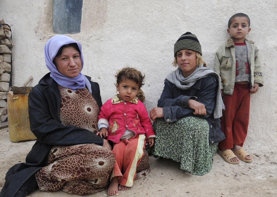 Free Mahmur Refugee Camp in Iraq