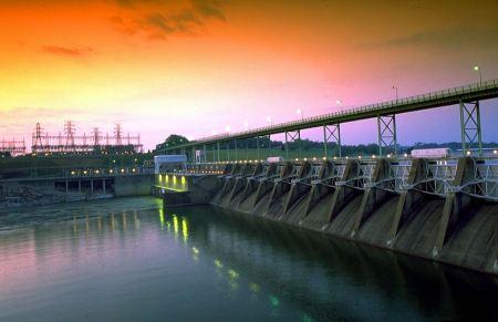 Free Fort Loudoun Dam, Lenoir City, Tennessee