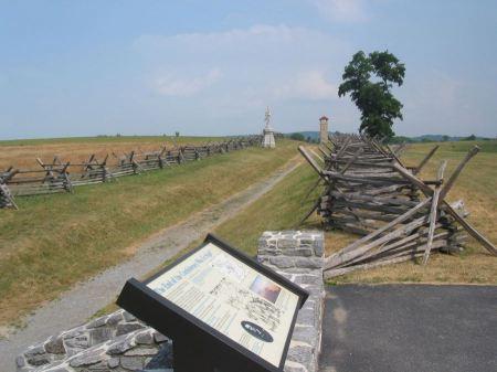 Free Bloody Lane at Antietam