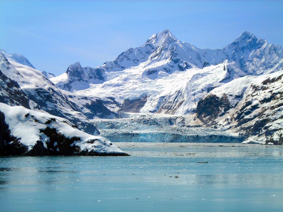Free Johns Hopkins Glacier Alaska