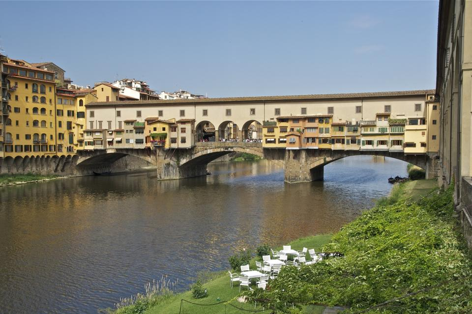 Free Photos: Ponte Vecchio in Florence, Italy | publicdomain